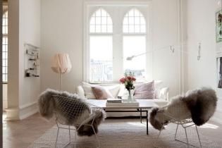 Diamond Chairs, Harry Bertoia