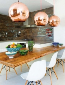 DSW Chairs, Eames