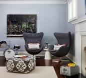 Egg Chairs, Arne Jacobsen