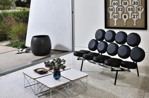 Marshmallow Sofa, George Nelson