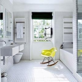 RAR rocking chair, Eames