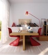 Panton Chair, Verner Panton