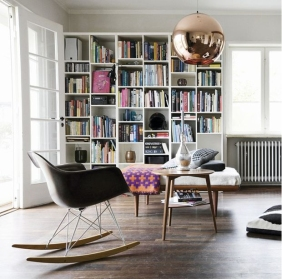 RAR rocking chair, Eames