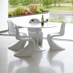 Tulip, Eero Saarinen + Panton