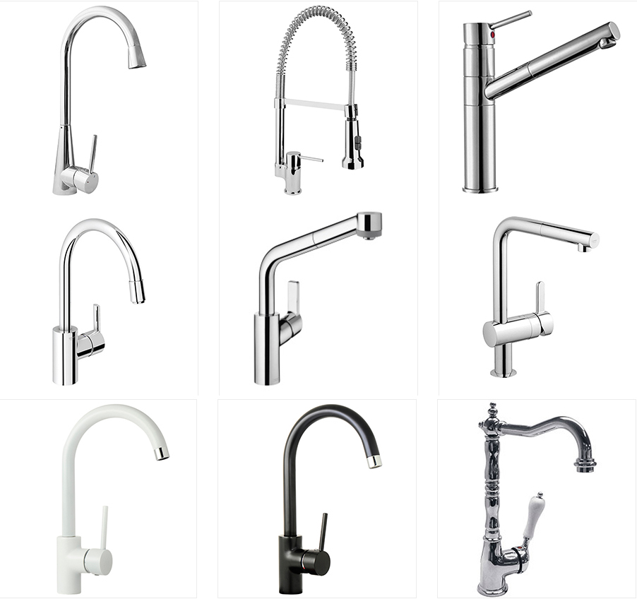 Griferia cocina leroy merlin perfect with griferia cocina for Griferia grohe outlet