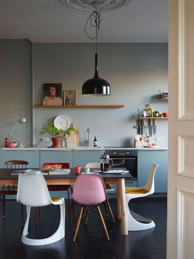 Color en la cocina | Decofeelings