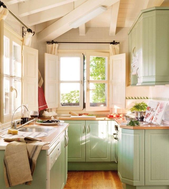 Color en la cocina | Decofeelings
