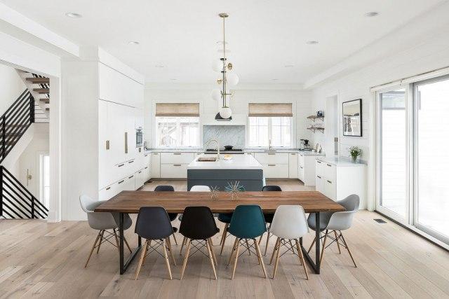 La casa de la diseñadora E. Diomede