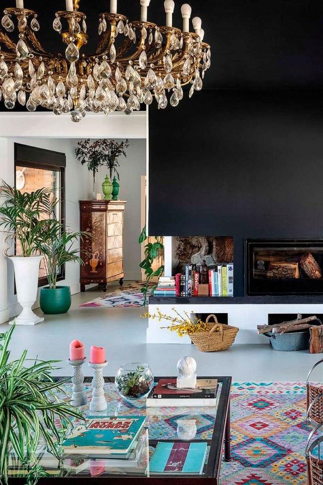 La casa de la interiorista María Salazar